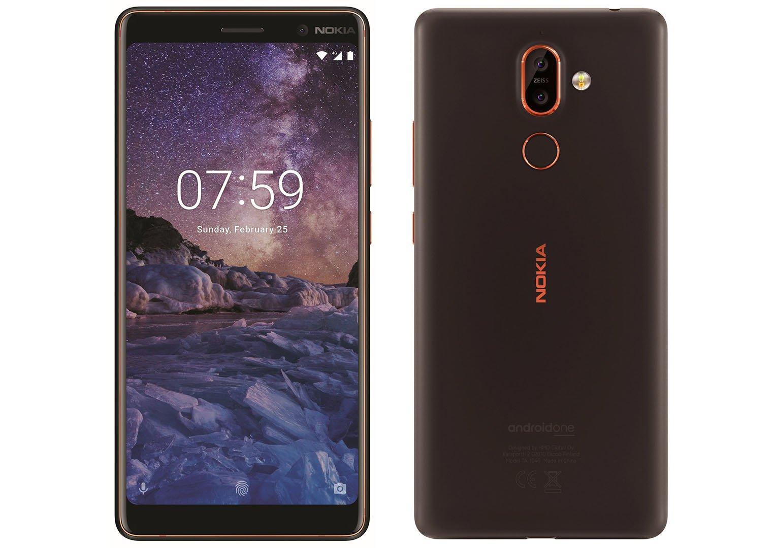 Bán Mua Điện Thoại Di Động Nokia 7 Plus 2018 Hang Phan Phối Chinh Thức Hồ Chí Minh