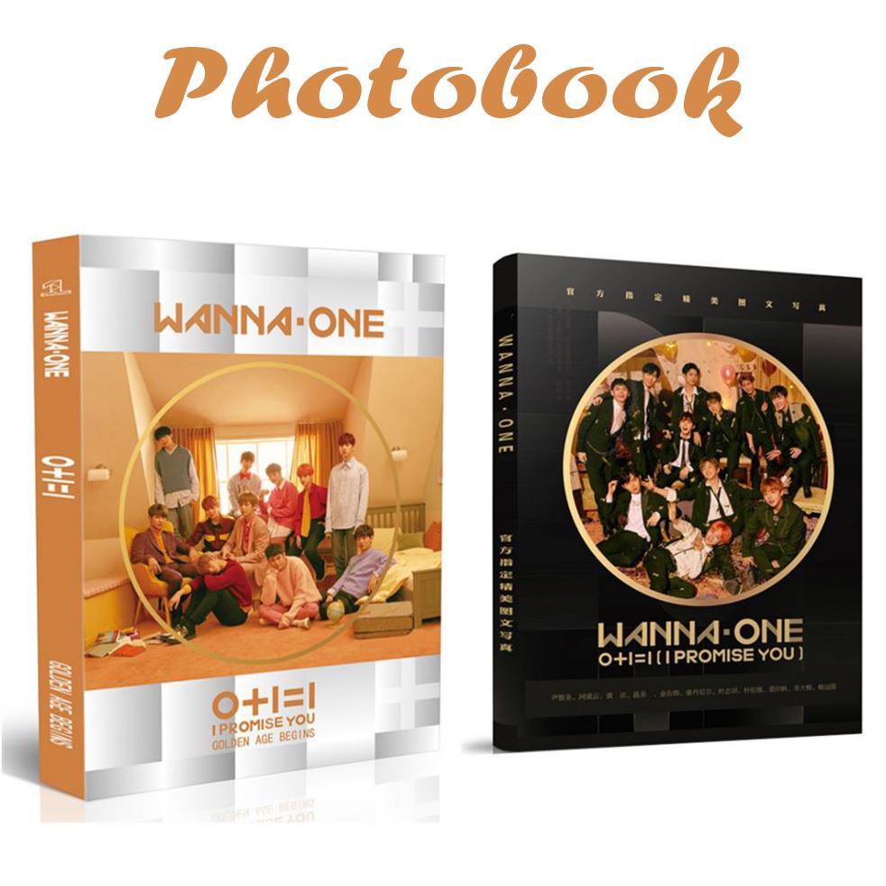 Giá Bán Photobook Wanna One Ver Day Vs Night New 2018 Tốt Nhất