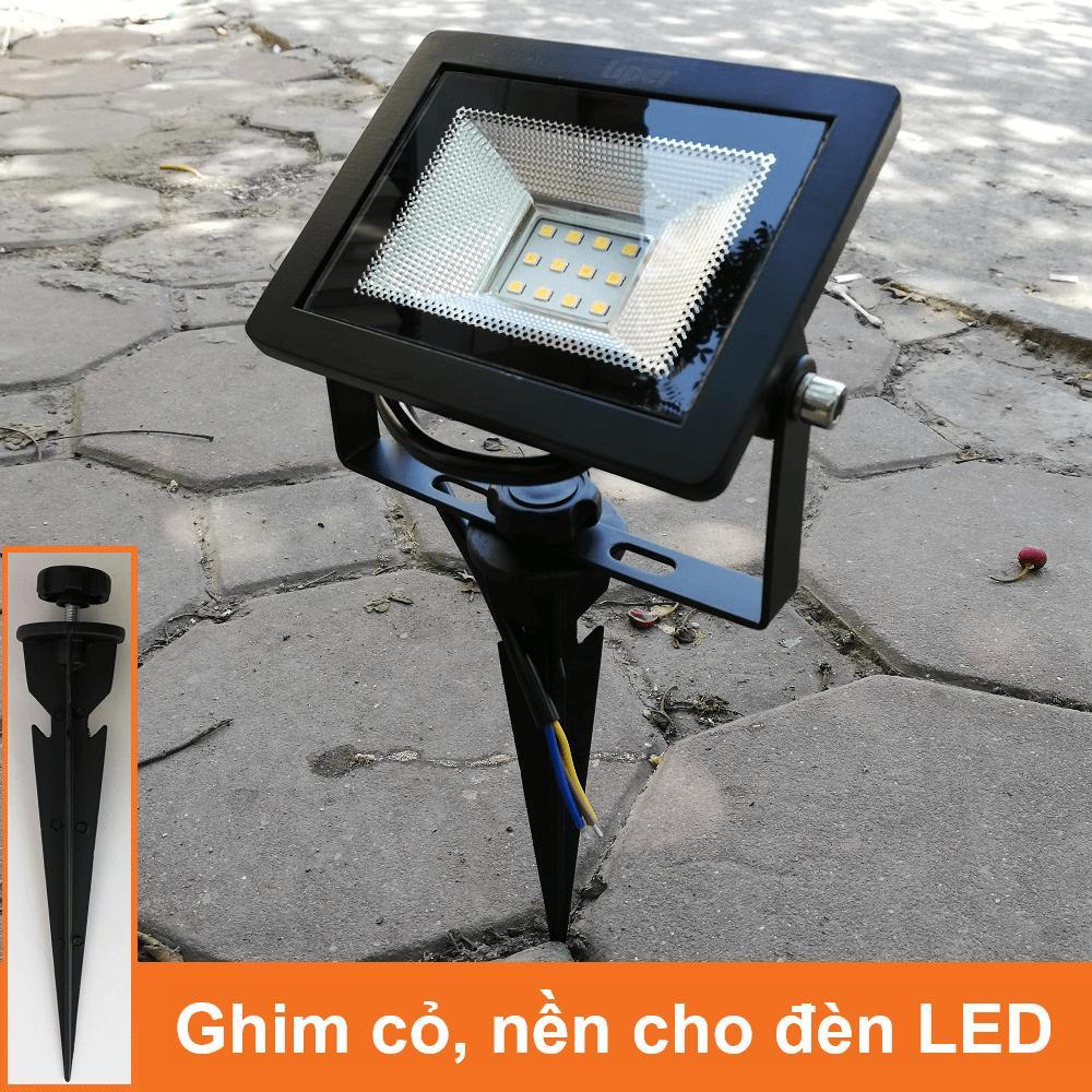 Hình ảnh Ghim cỏ, nền cho đèn LED chiếu sân vườn, LIPER LP-SPIN-01