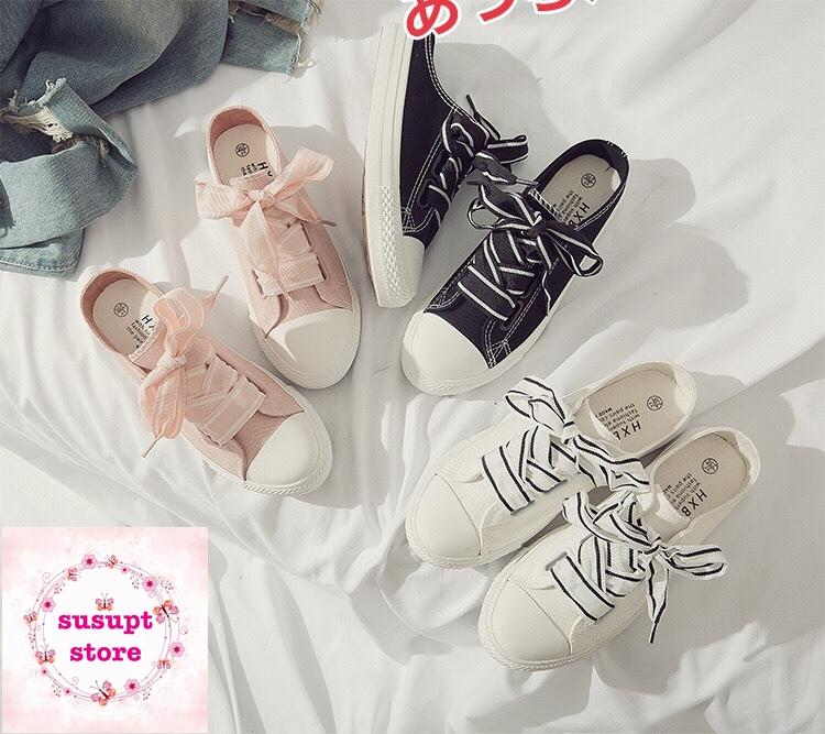 Hình ảnh [susuptstore] giày thể thao hở gót mới