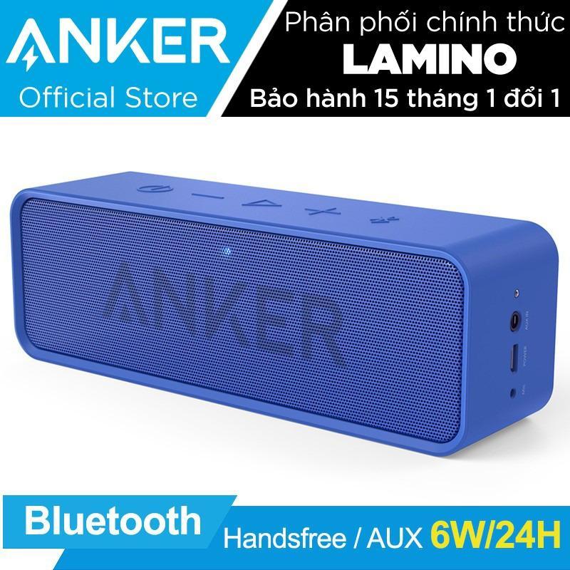 Bán Loa Di Động Bluetooth Anker Soundcore Stereo Speaker Xanh Hang Phan Phối Chinh Thức Anker Nguyên