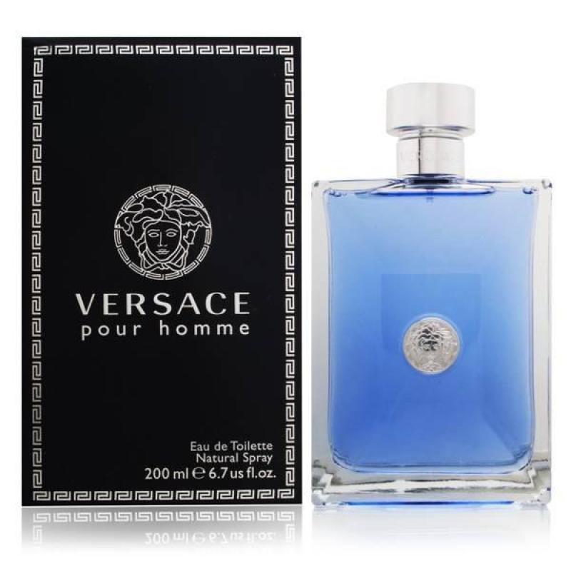 Nước hoa nam Versace Pour Homme 200ml EDT