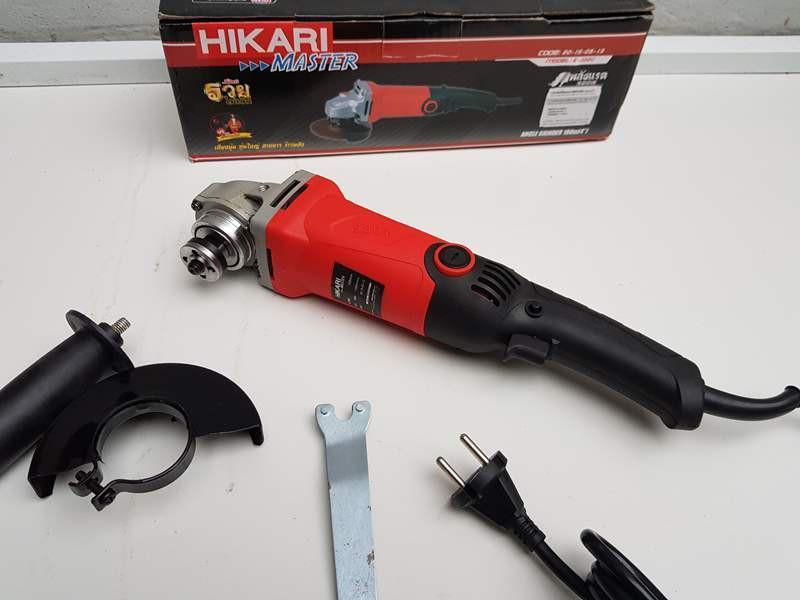 máy mài cầm tay hikari k100c-máy mài tay dài - máy mài tay dài