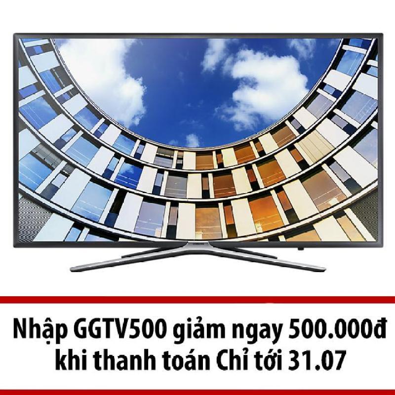 Bảng giá Smart Tivi Led Samsung 43inch Full HD - Model 43M5503 (Đen)