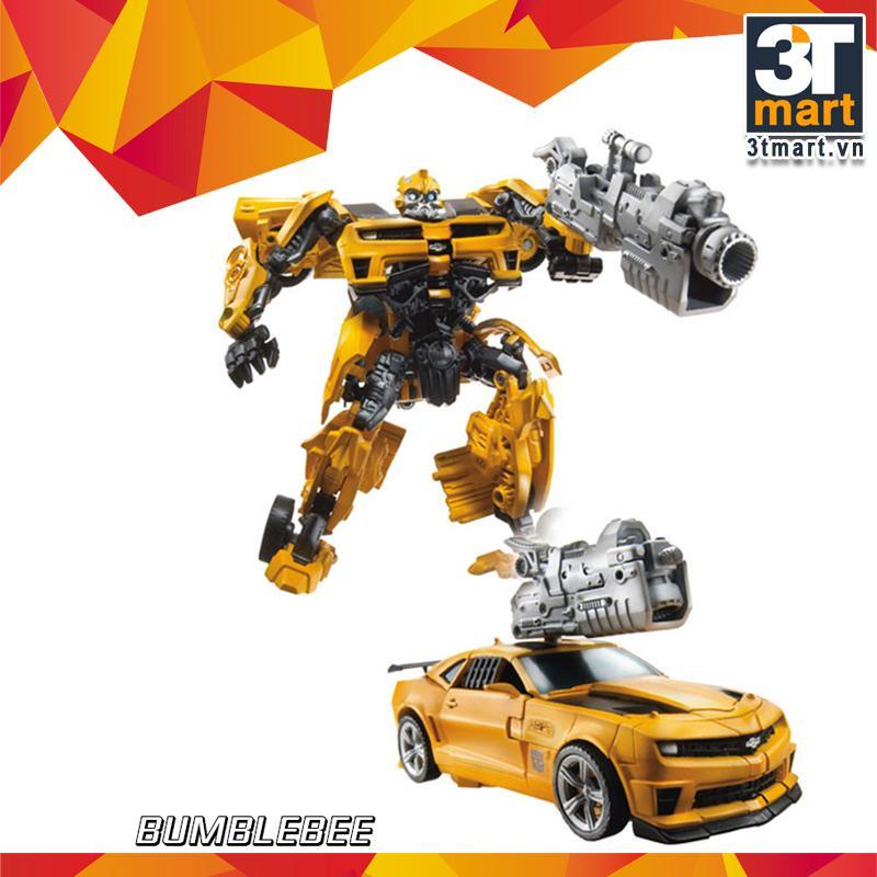 Giá Bán Robot Biến Hinh C Mon Toys Transformers Bumblebee Cao 20Cm Oem Trực Tuyến