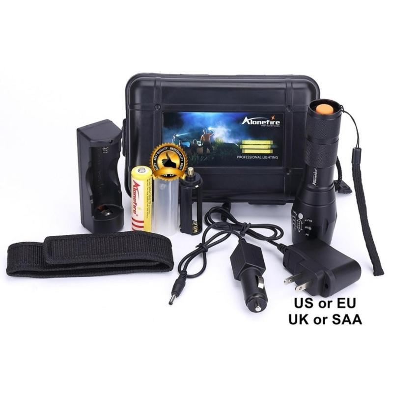 Bảng giá Đèn Pin Led Police, Bán Đèn Pin Police, Phiên Bản Thế Hệ Mới XML- T6/U2 Pin 4800mah, 5 Chế Độ Sáng - Mã Giảm Giá Lazada