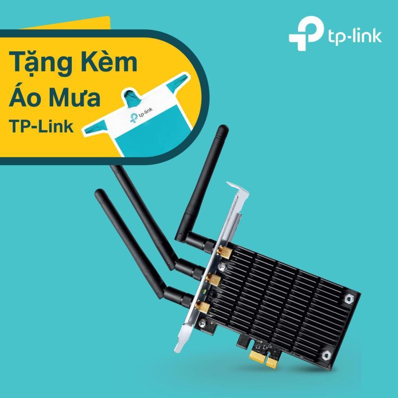 Bảng giá TP-Link - Archer T9E - Card mạng PCI Express Wifi Băng tần kép Chuẩn AC 1900Mbps -Tặng Kèm Áo Mưa- Hãng phân phối chính thức Phong Vũ