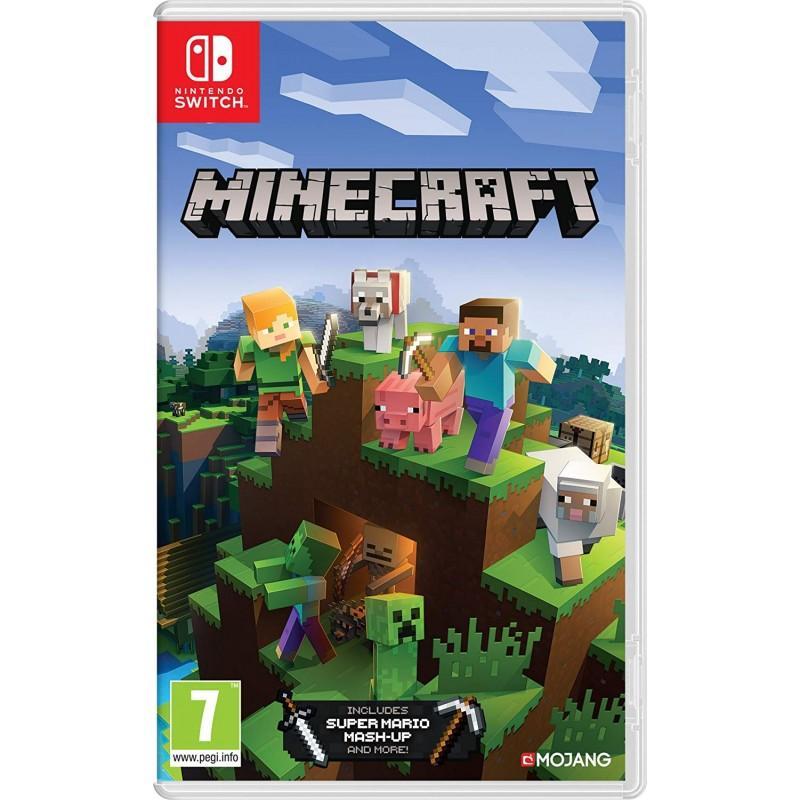 Hình ảnh Đĩa game Nintendo Switch: Minecraft