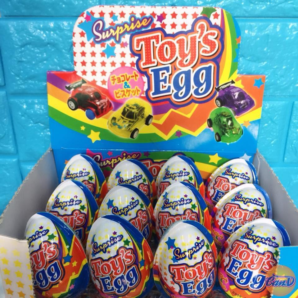 Hình ảnh Trứng Chocolate đồ chơi Suprise Toy's Egg