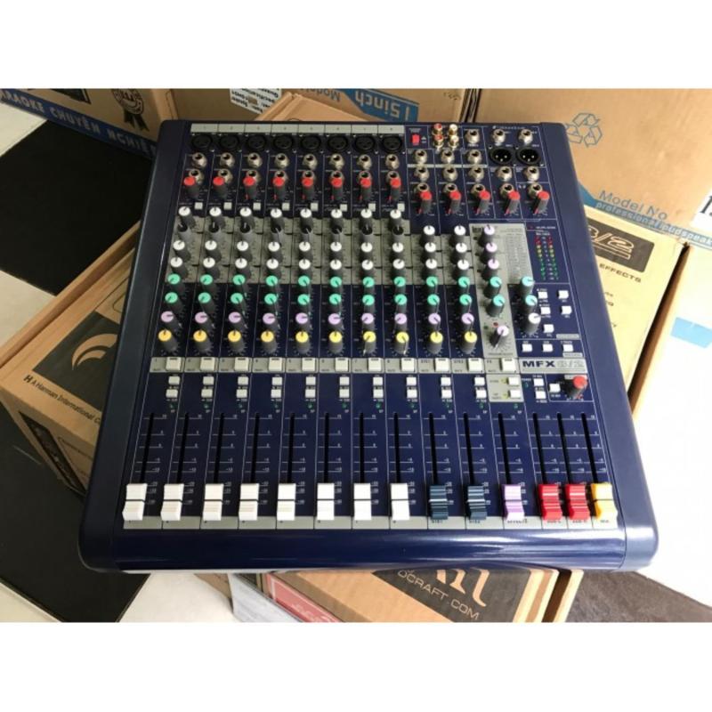 Mixer Soundcraft MFX 8/2