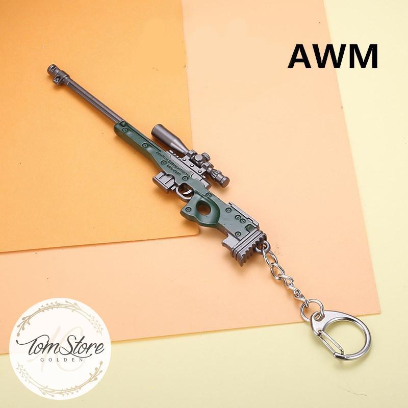 Hình ảnh Móc khóa mô hình PUBG - AWM _ts408