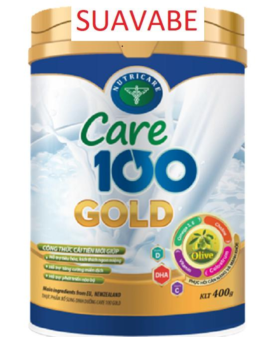 Sữa Bột Nutri Care 100 Gold 900G Nutricare Chiết Khấu 30