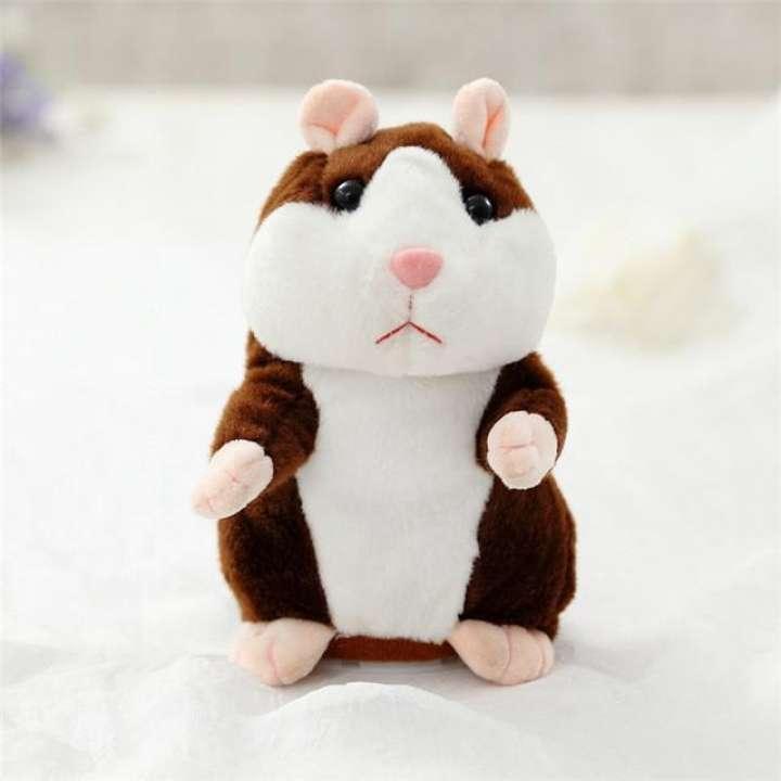 Hình ảnh Chuột Hamster biết nói - Talking Hamster