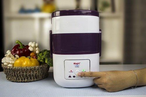 hộp cơm điện ruột inox