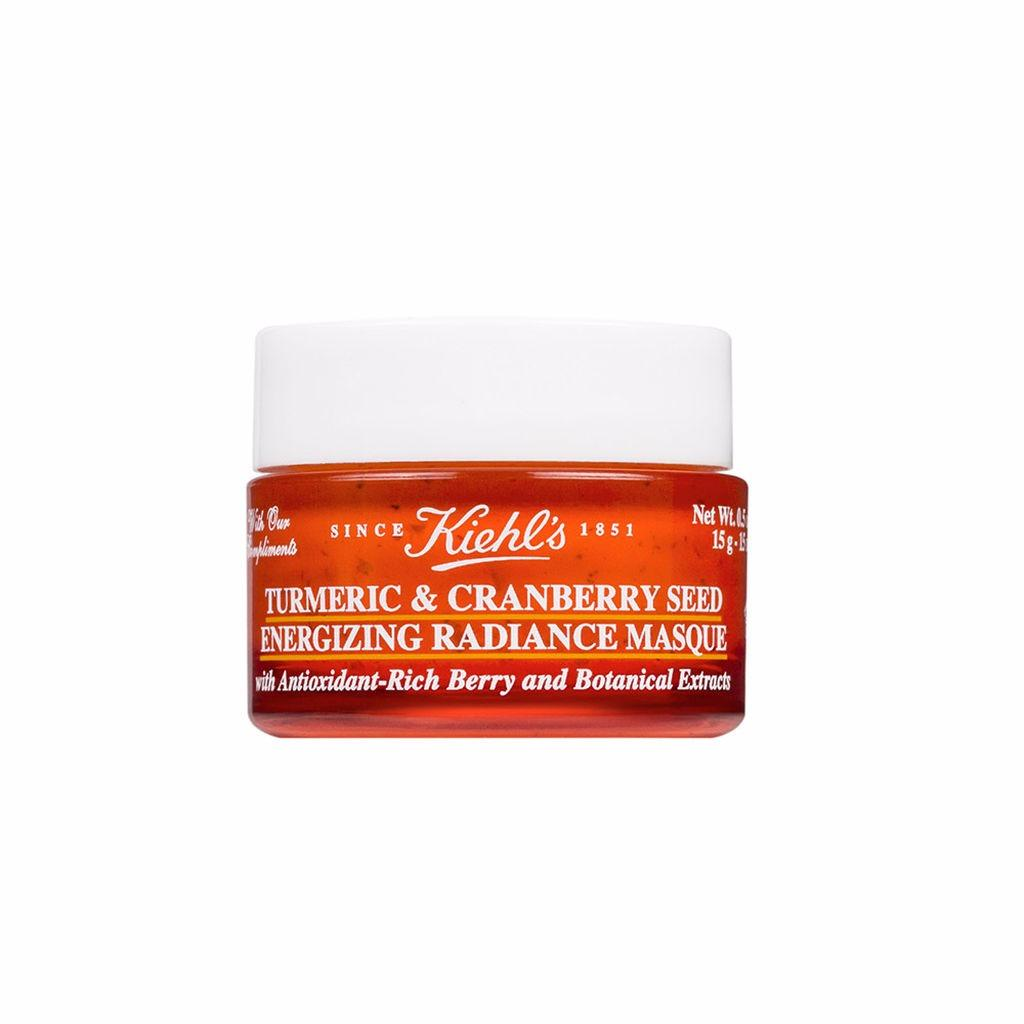 Mua Mặt Nạ Dưỡng Sang Da Kiehls Turmeric Cranberry Seed Energizing Radiance Masque Minisize 14Ml Nghệ Kiehls Rẻ