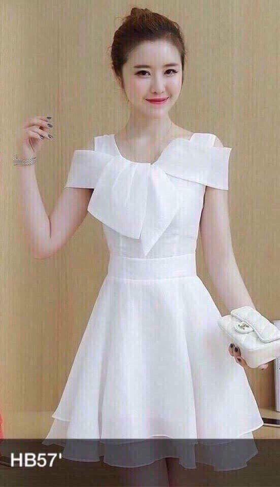 Đầm Xòe Siêu Dễ Thương vh003