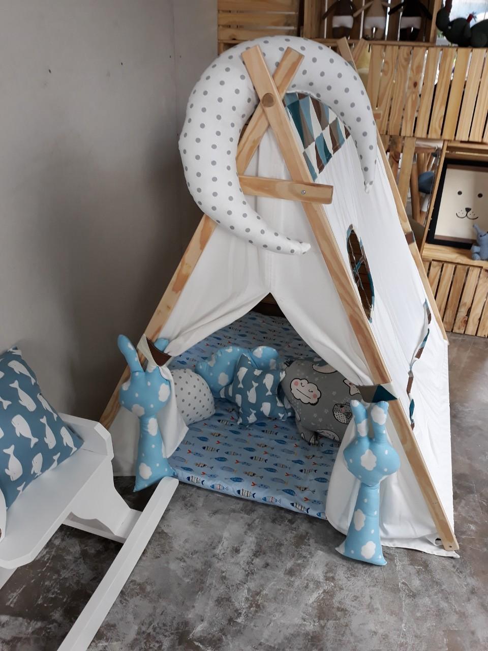 Hình ảnh Lều vải tam giác- CLKS07