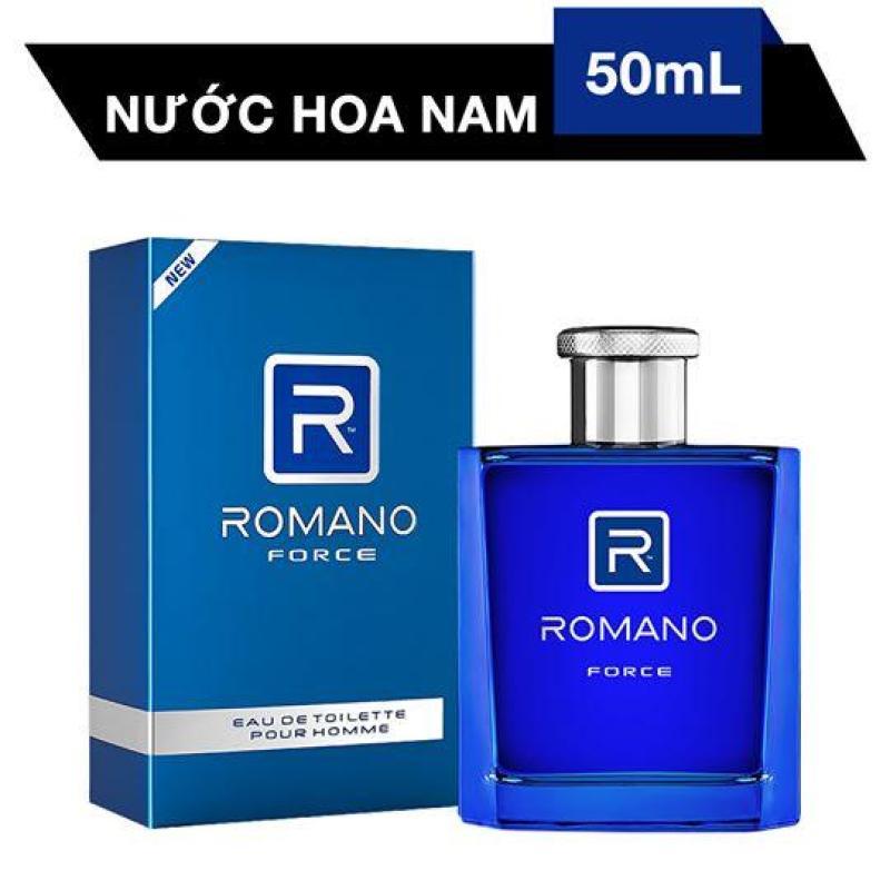 NƯỚC HOA CAO CẤP ROMANO FORCE 15ML