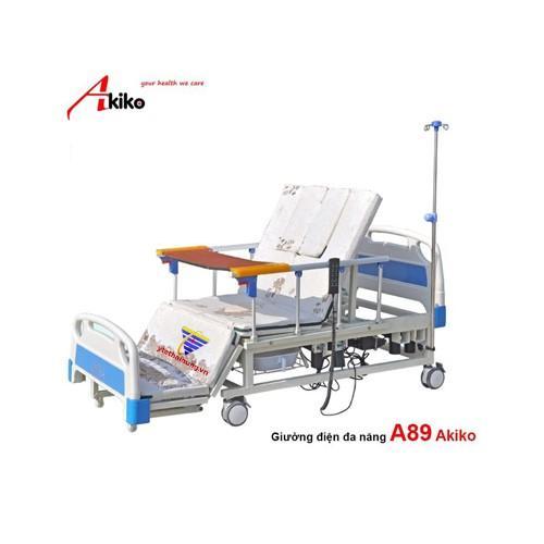 Hình ảnh Giường điện y tế đa chức năng Akiko A89