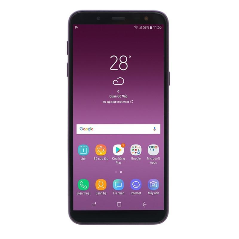 Samsung Galaxy J6  - Hãng Phân phối chính thức
