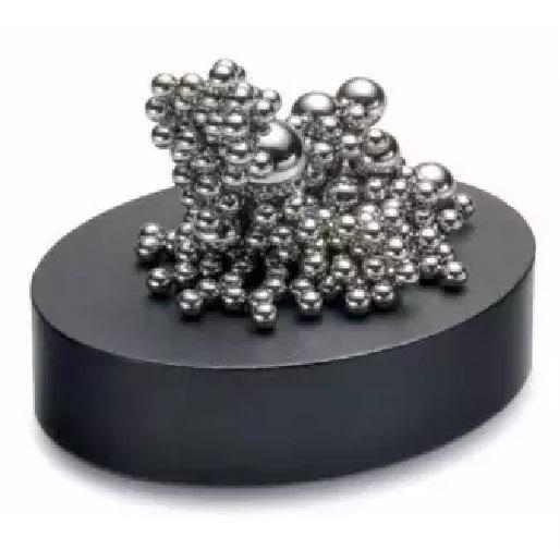 Hình ảnh Đế nam châm - Viên bi - Magnetic Sculpture Balls Đen