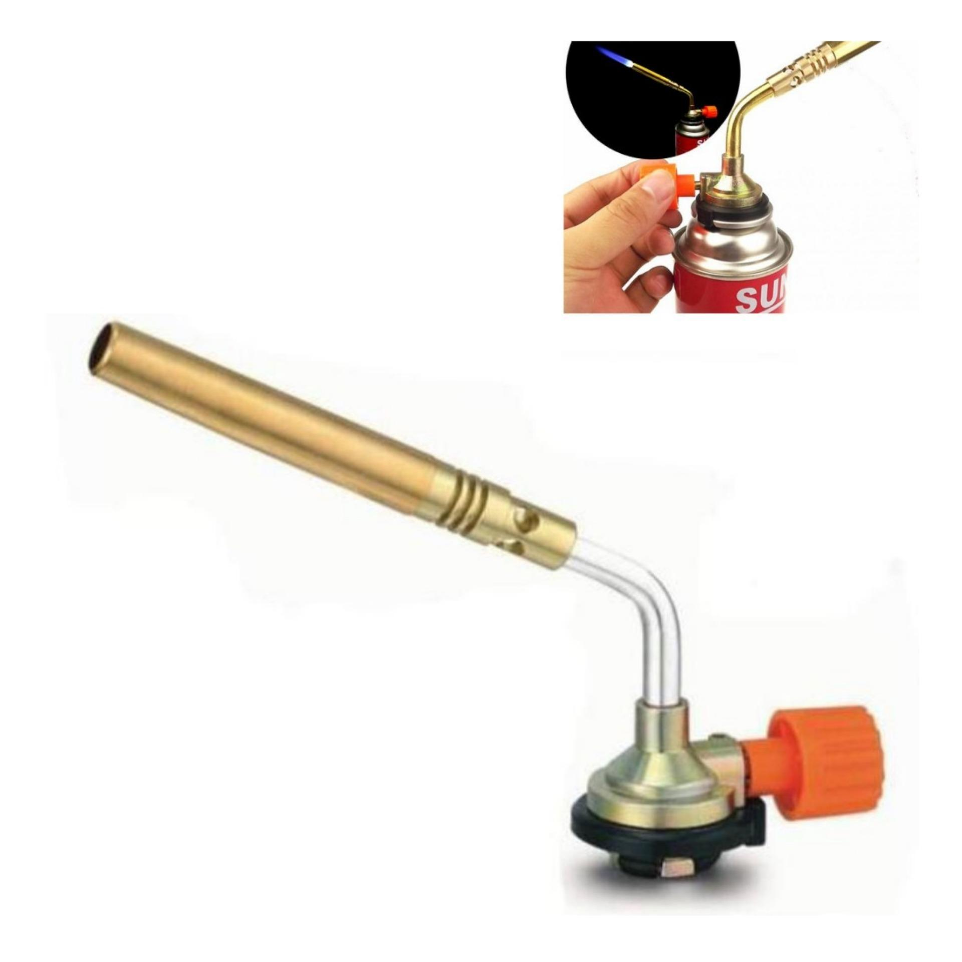 Máy khò và hàn đồng - Đèn khò hàn ống đồng