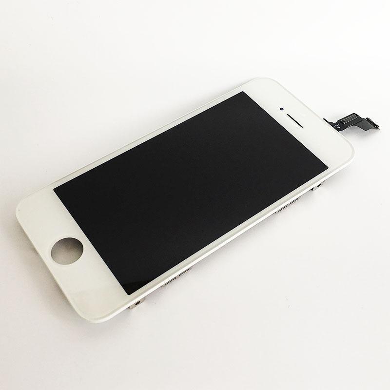 Hình ảnh Màn hình cho iphone 5s (tặng kính cường lực và chống xước vỏ)