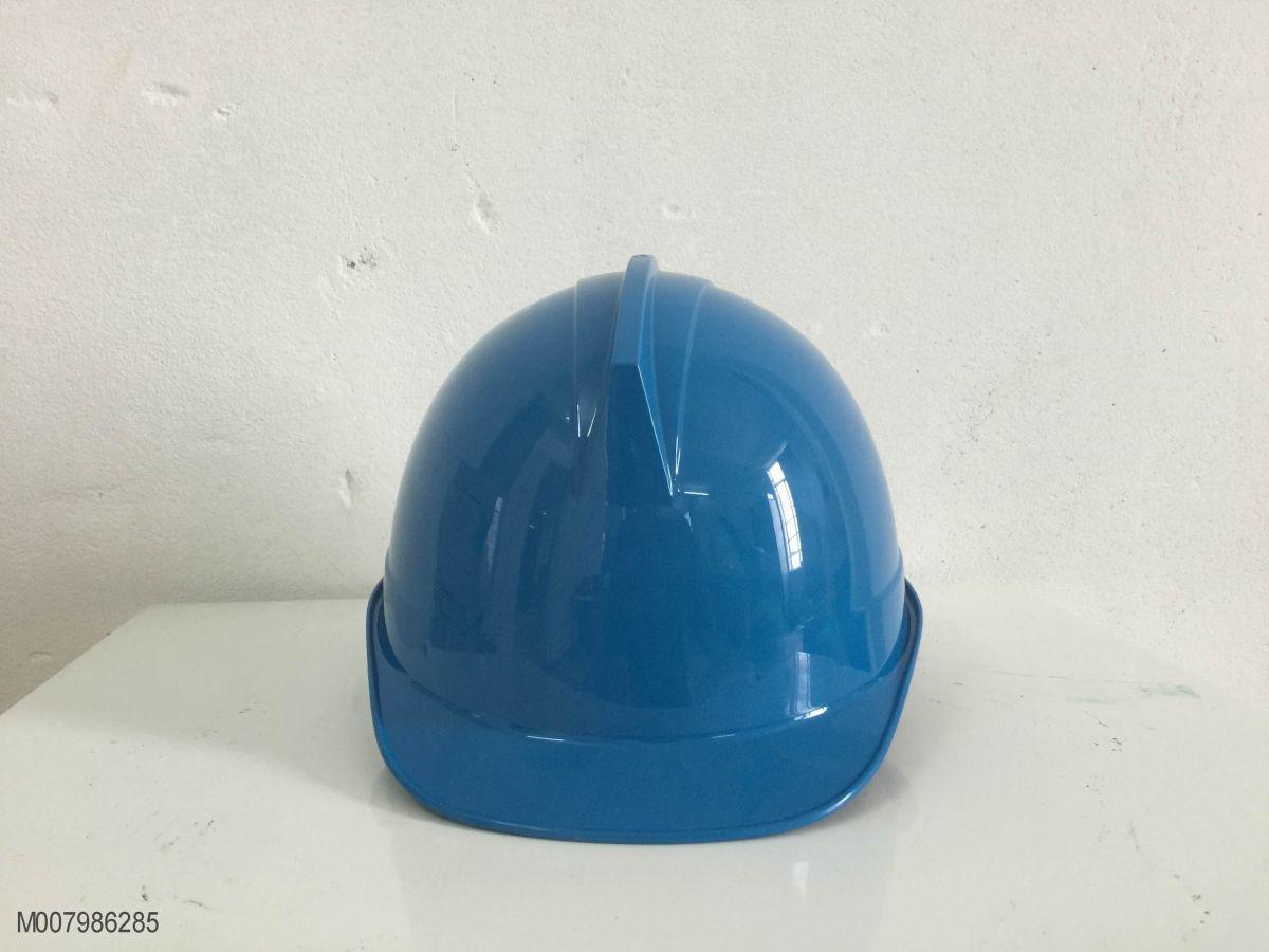Mũ bảo hộ Hàn Quốc STOP màu xanh Blue