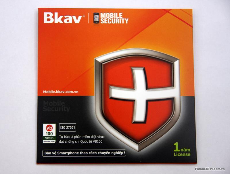 Hình ảnh [GIÁ HỦY DIỆT] Thẻ diệt virus cho điện thoại BKAV