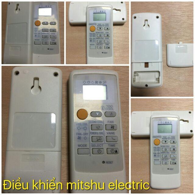 Hình ảnh Điều Khiển Mitshu Electric