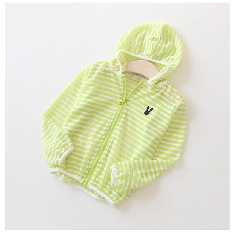 Hình ảnh Áo chống nắng, áo khoác nhẹ cho bé trai, bé gái [M203]
