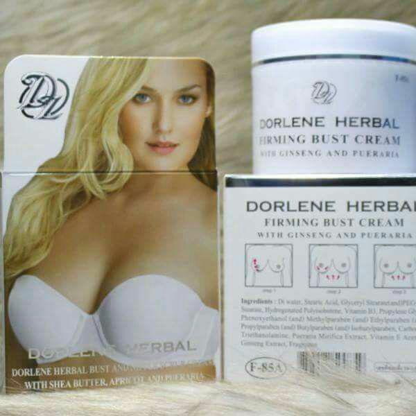 Hình ảnh Kem nở ngực Dorlene Herbal