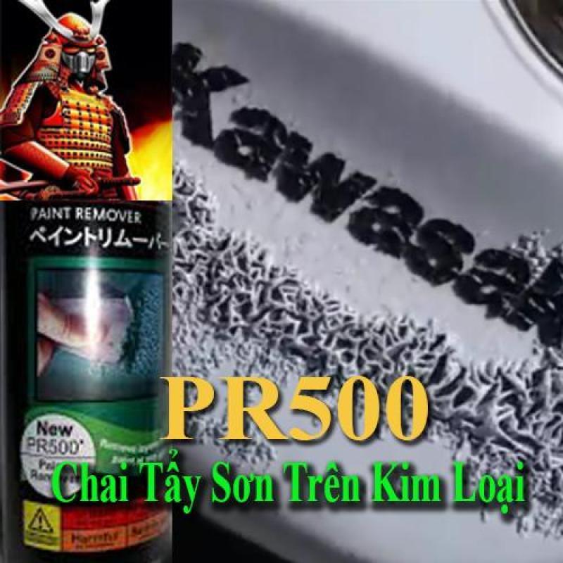 Chai tẩy sơn PR500 Samurai Paint