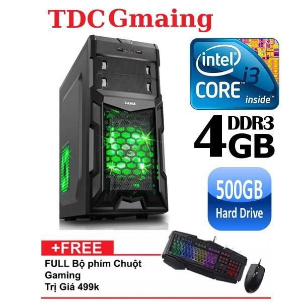 Bảng giá Máy tính game TDCGaming intel core i3 2100/ Ram 4gb/ Hdd 500gb - Tặng phím chuột giả cơ chuyên game - Bảo hành 24 tháng 1 đôi 1. Phong Vũ