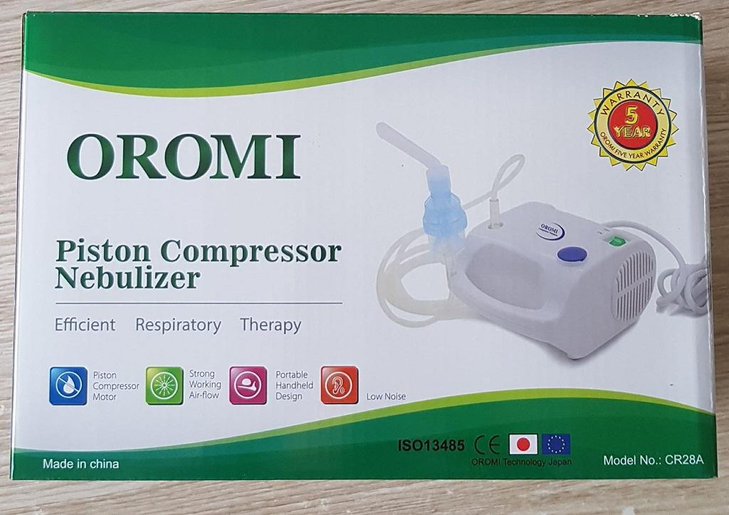 [free ship ]máy xông mũi họng Oromi