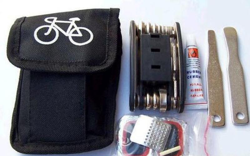Mua bộ kit sửa vá xe đạp