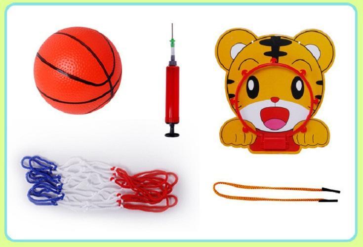 Hình ảnh Trò chơi bóng rổ cho bé