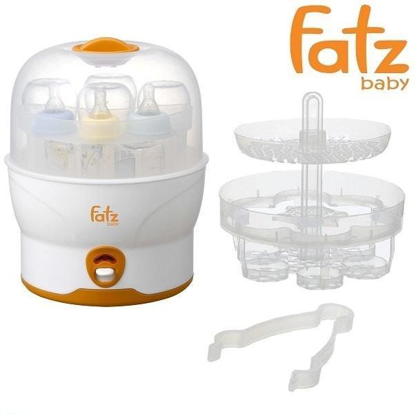 May Tiệt Trung Binh Sữa Va Thức Ăn Fatz Baby Fb4019Sl Mới Nhất