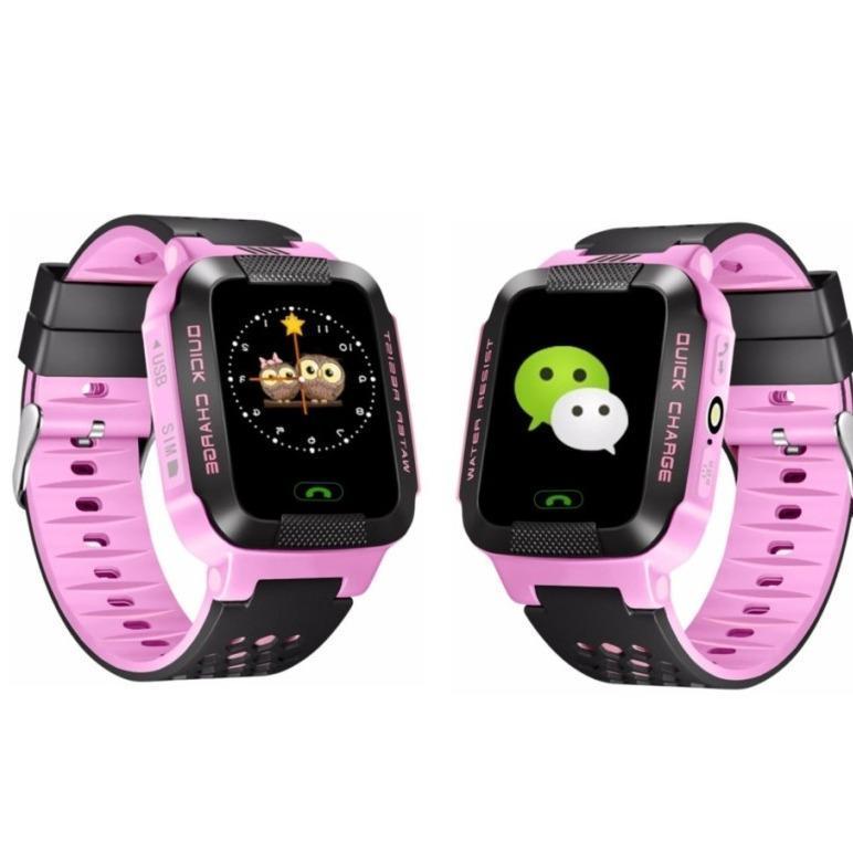Hình ảnh Đồng hồ định vị thông minh GPS cho trẻ em