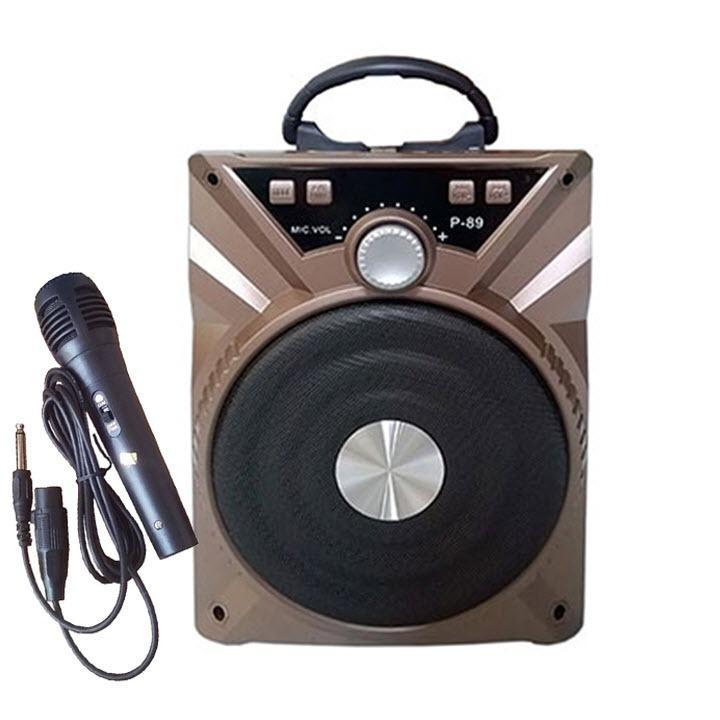 Mua Loa Bluetooth Karaoke P86 P87 P88 P89 Ome Rẻ