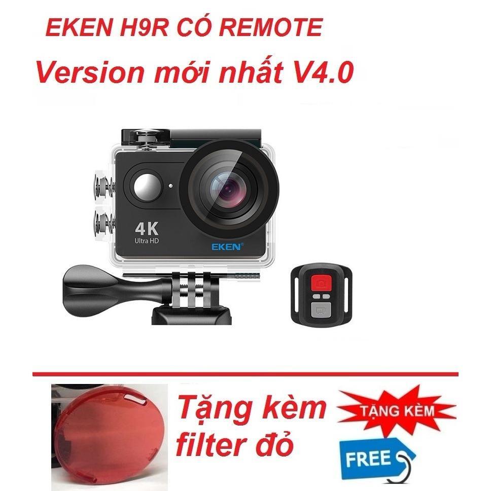 Mua Camera Hanh Trinh 4K Wifi Eken H9R Khong Remote Phien Bản Mới Nhất 4 Tặng Kem Kinh Lọc Đỏ Eken Trực Tuyến