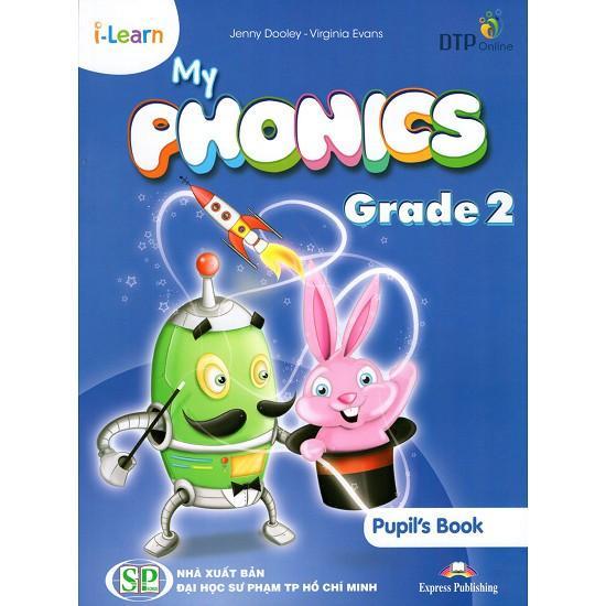 Mua My Phonics Grade 2 Students Book (Phiên Bản Dành Cho Các Tỉnh)