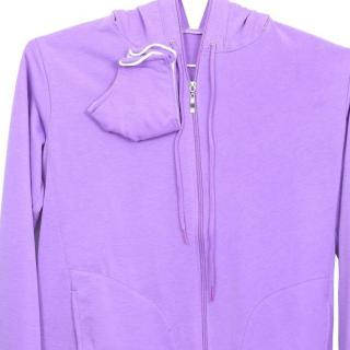 Áo chống nắng cotton nữ mềm mịn, mát lạnh, chống tia UV Dma store ( tím ) thumbnail