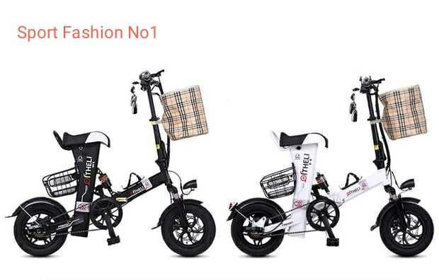 Xe đạp điện gấp E-Bike ( Miễn phí vận chuyển)