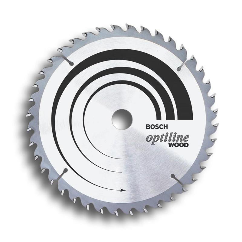 Lưỡi cưa gỗ Mới 250x25.4mm T100, 2608644311, Bosch