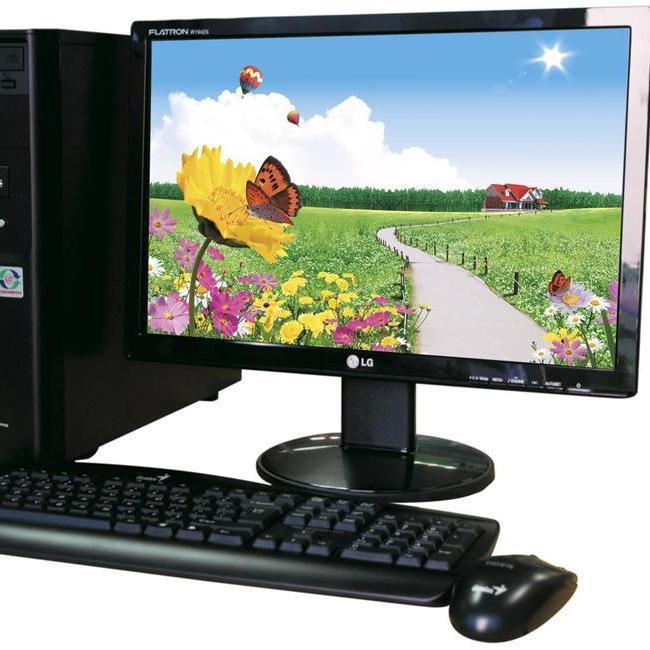 Hình ảnh Bộ máy tính XEM PHIM, VĂN PHÒNG. Có màn hình 20 inch ( Mới 100% )