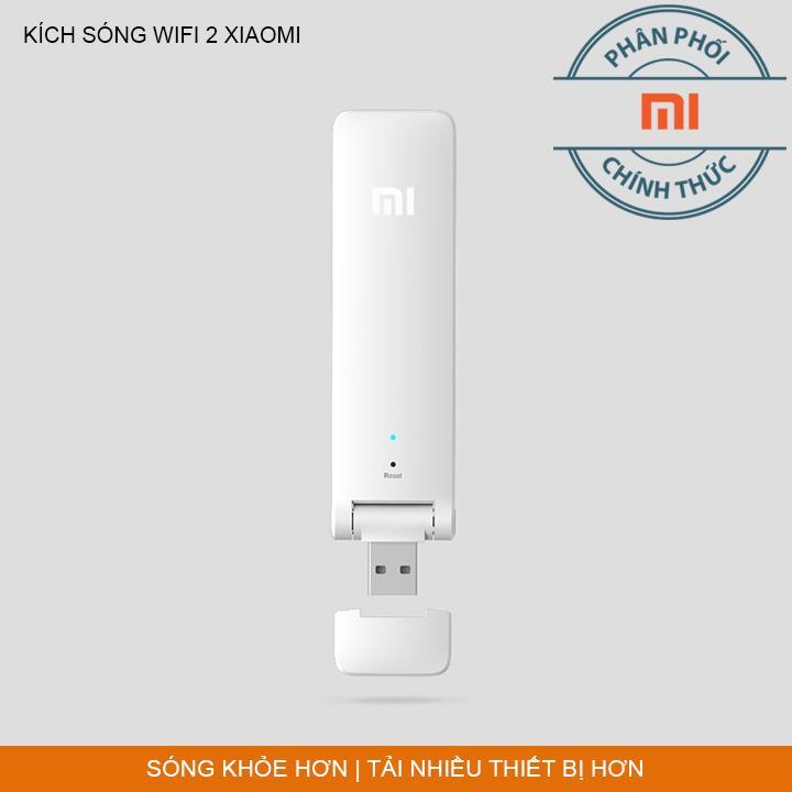 Mã Khuyến Mại Thiết Bị Kich Song Wifi Repeater Xiaomi Gen 2 Phien Bản 2017 Trong Hà Nội