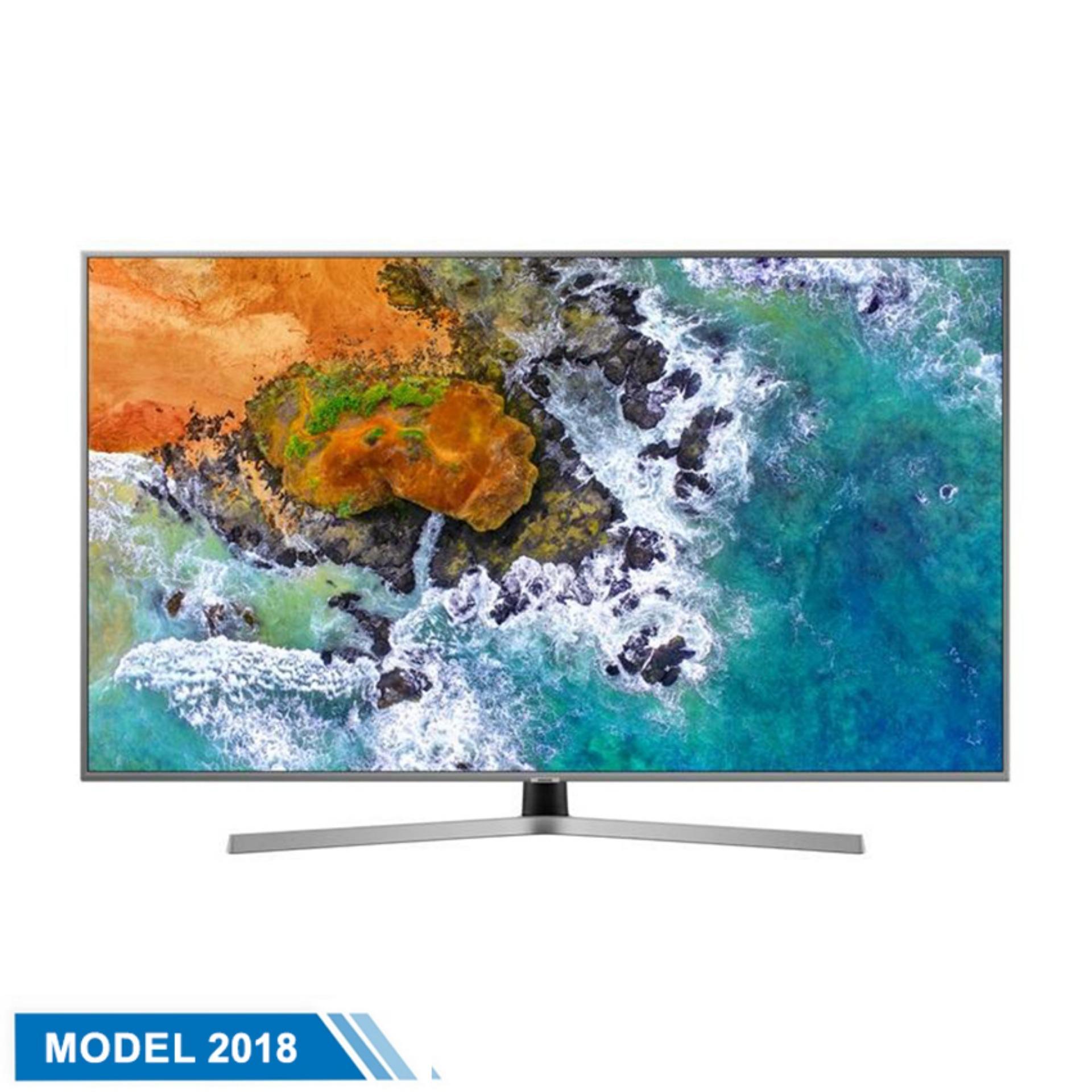 Smart TV Samsung  50inch 4K Ultra HD - Model UA50NU7400KXXV (Đen) - Hãng phân phối chính thức chính hãng