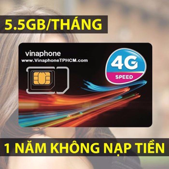 Sim Dcom 3G 4G Vinaphone Sieu Khuyến Mai Trọn Goi 1 Năm Vinaphone 4G Chiết Khấu