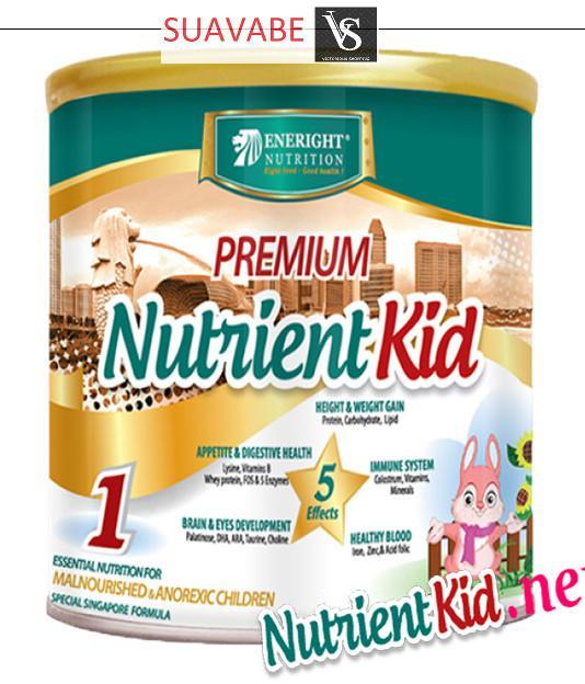 Sữa Premium Nutrient Kid Số 1 700G Mới Nhất